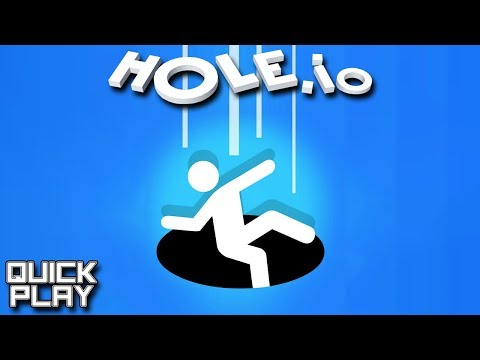 Holeio Gameplay 1st Place in Classic and Battle Quick Play