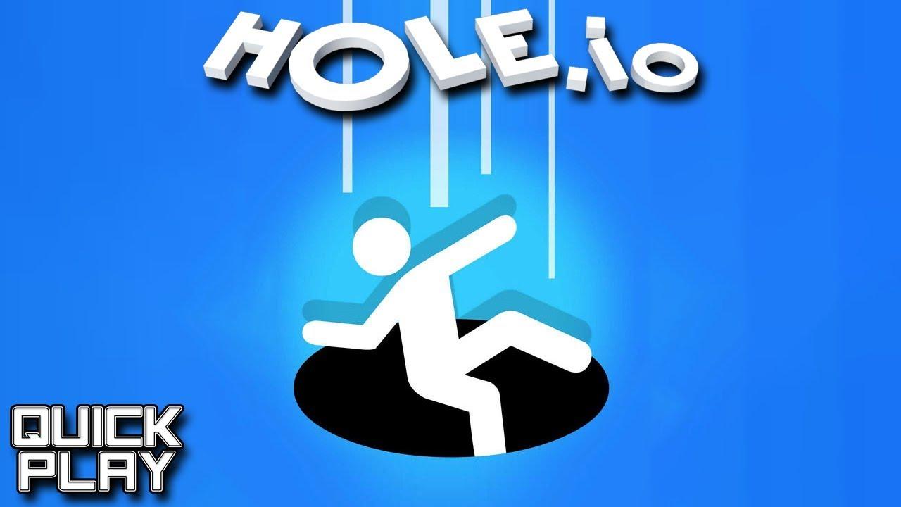 Hole Io Online