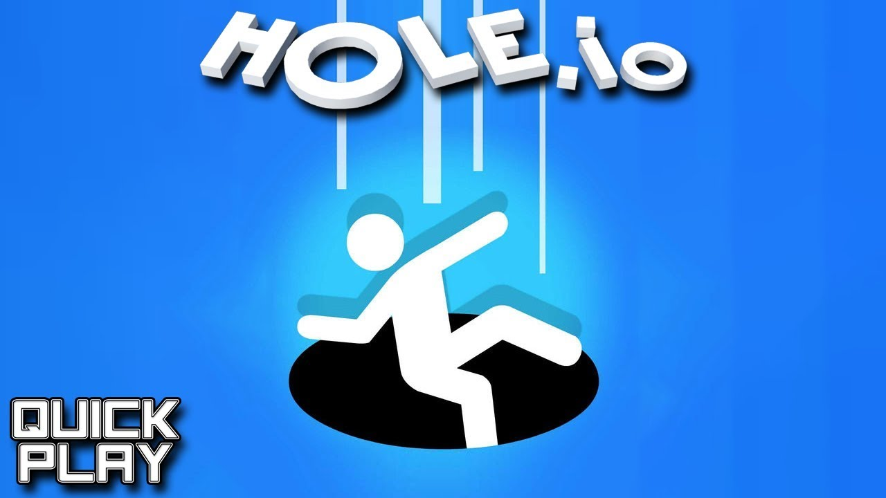 Hole.Io Spiel
