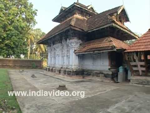 Laloor Temple - A participating temple of the Thrissur Pooram festival