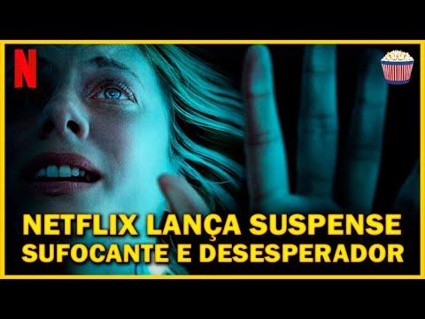 SUFOCANTE E DESESPERADOR! Crítica de Oxigênio, novo suspense da Netflix...