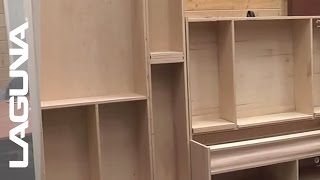 Cnc - Laguna Tools - Smartshop Ii Cnc Router - Cabinet Making