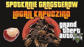 SPOTKANIE Z GANGUSAMI | LOGAN KAPUCZINO  | PARIS PLATYNOV GTA RP | STREFA RP | SKRÓT LIVE