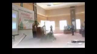 EL ONE Nasyid (Song Indonesia Raya) With Gubernur JATENG Ganjar Serta Din Syamsyudin