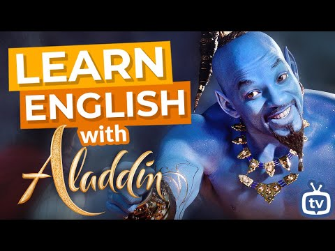 "Learn English With Movies | ""Aladdin"" With Will Smith"