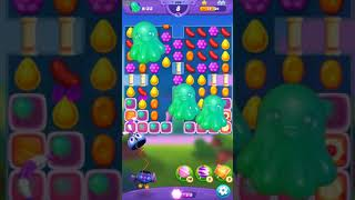 Candy Crush FRIENDS Saga level 486 no boosters