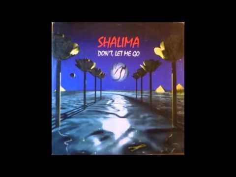 SHALIMA - Don't Let Me Go (Dance Winter 1994-95)