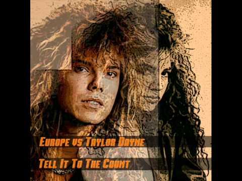 "Europe vs Taylor Dayne ""Tell It To The Count"""