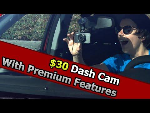 $30 Dash Cam Better Than A $200 Dash Cam?!