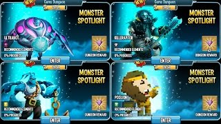 Completing Crazy Dungeon Spotlights on Monster Legends #1 thumbnail