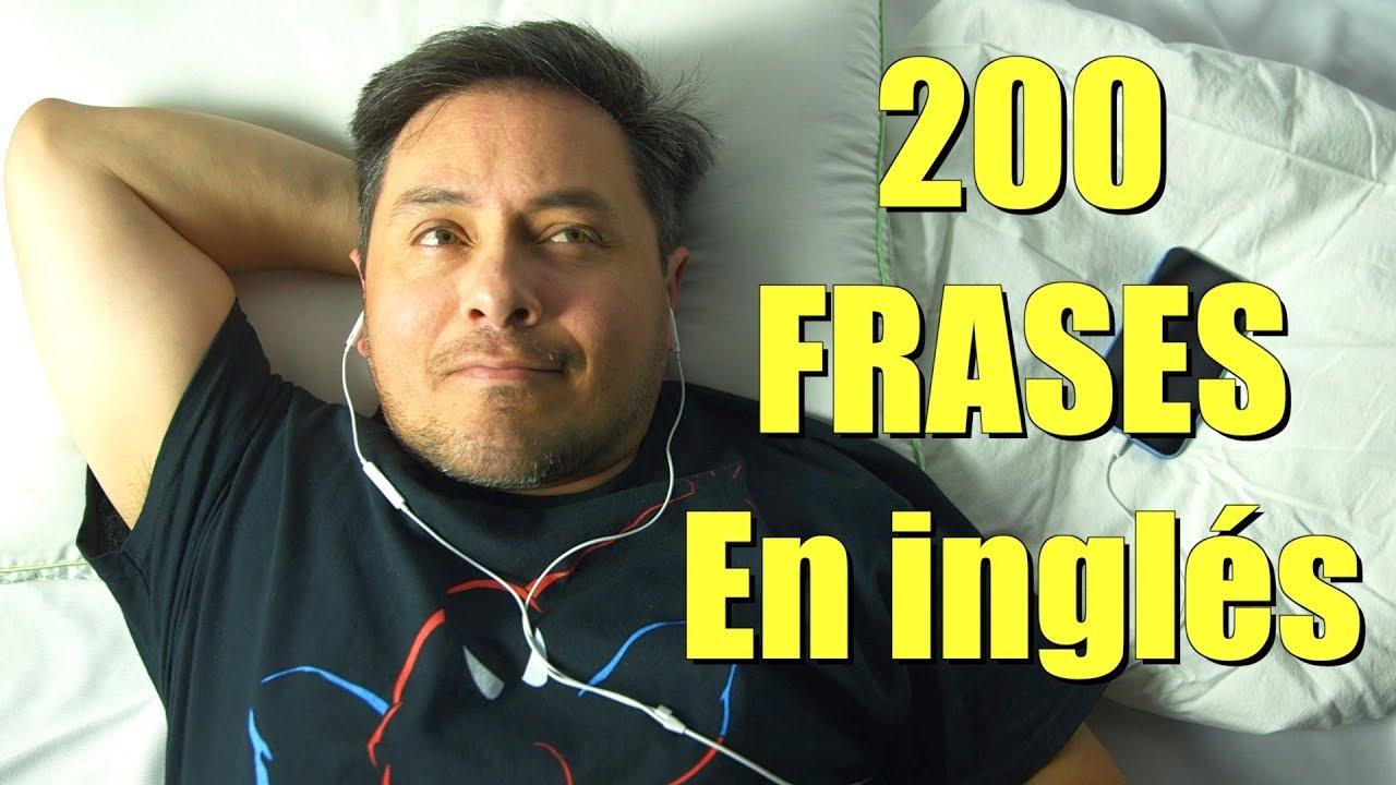 200 FRASES en Inglés que vas a necesitar todos los días! - ENGLISH LISTENING CLASS