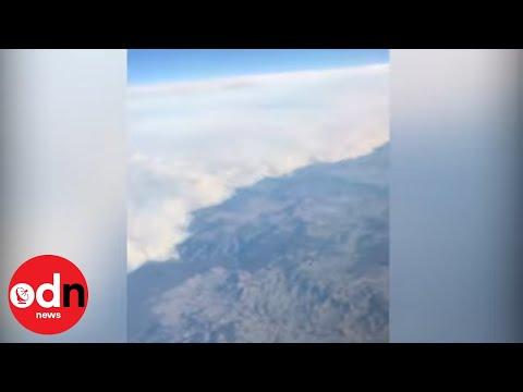 Plane Passenger Video