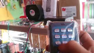 Klakson Toa Sirine Patwal AES 200watt