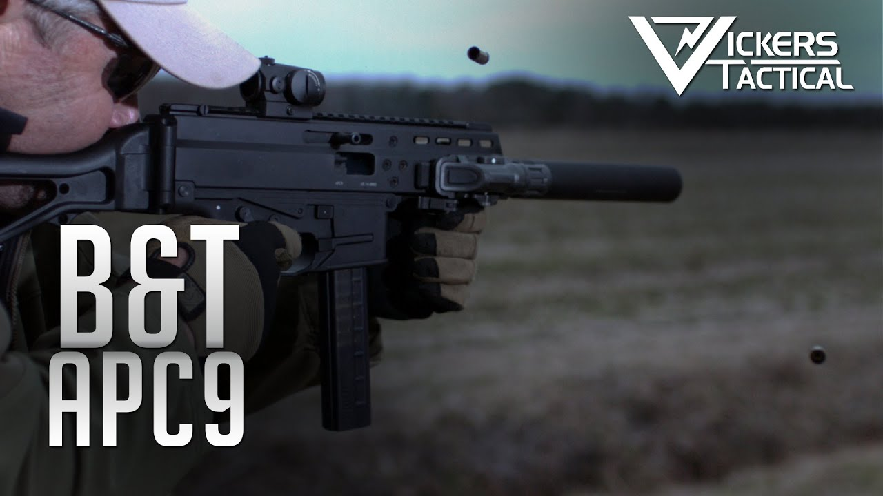 This Is The Army's New Submachine Gun - The Drive