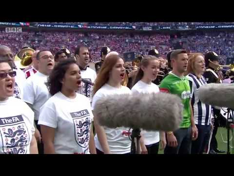 FA Cup Final 2017 - Abide With Me