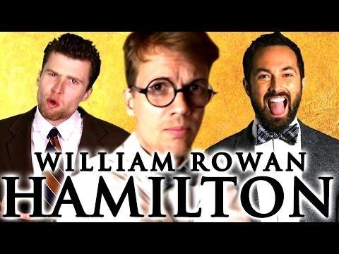 William Rowan Hamilton (Science YouTuber Collab) | A Capella Science