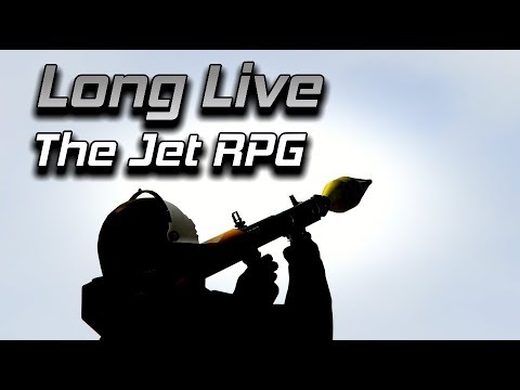 GTA Online: Long Live The Jet RPG (Throwback Montage)