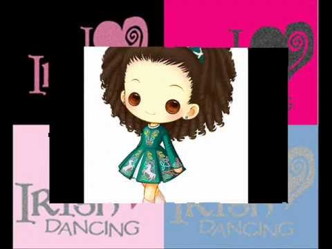 Open reel Irish dance music