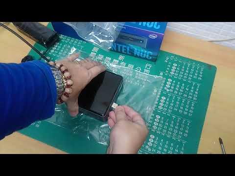 【易霖-準系統】十代 Intel NUC BXNUC10I7FNH1(i7-10710U) 8GB+500GB 固態硬碟