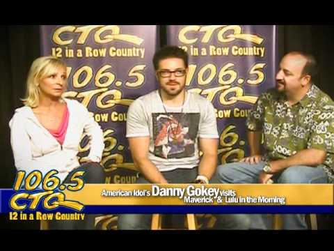 Danny Gokey - Second Hand Heart interview