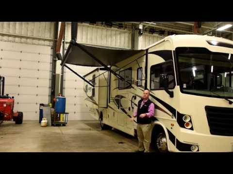FR3 Motorhome Operation and Use Collier RV I94RV