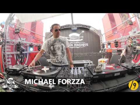 MICHAEL FORZZA ● CIRQUE MAGIQUE /SLASH9.TV