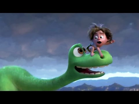 The Good Dinosaur - Official Trailer #1 (2015) Pixar Animated Movie HD