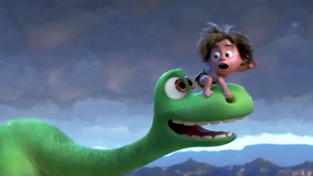 ... - Official Trailer #1 (2015) Pixar Animated Movie HD - YouTube