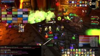 Paragon vs Omnitron Defense System (Cataclysm beta)