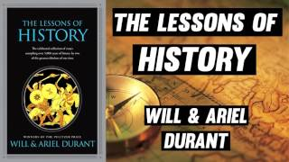 Скачать The Lessons Of History By Will Ariel Durant FULL AUDIOBOOK