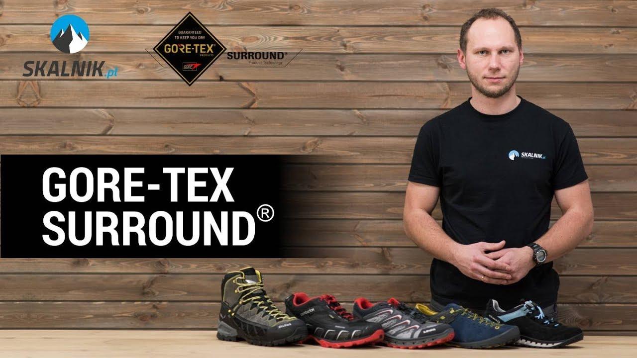 Gore Tex Surround Skalnik Pl Youtube
