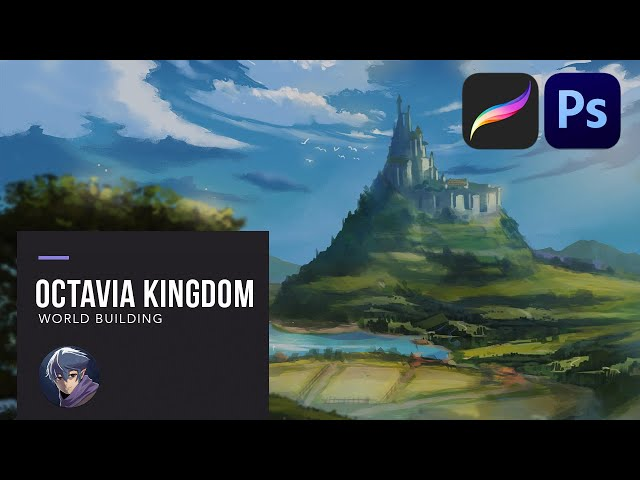 World Building: Octavia Kingdom