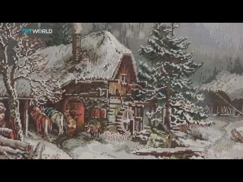 Showcase: Needlework from Bosnia