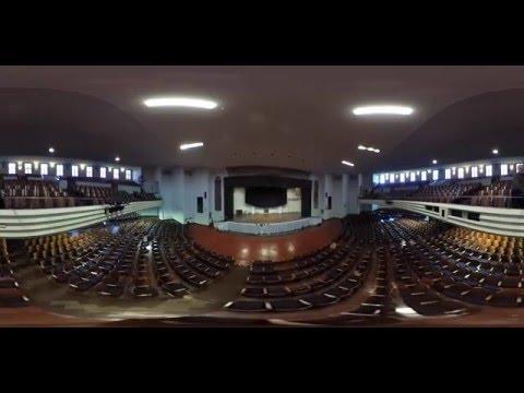 360 view of Thornton High School Auditorium