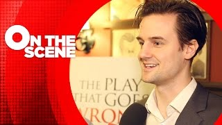 On the Scene: Meet the Stars of Broadway's THE PLAY THAT GOES WRONG