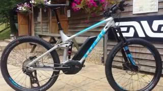 Trek Powerfly 8 LT FS PLUS Full Suspension E-Bike 2017 | Blazing Bikes