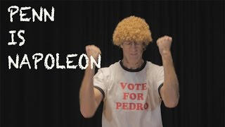 penn is napoleon dynamite   dance scene   the holderness family