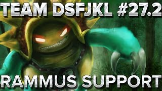 TeamDSFJKL #25.2 : Rammus support avec Domingo