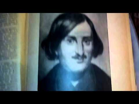 Книга. Сборник Сочинений. Н .В. Гоголь 1936 год.