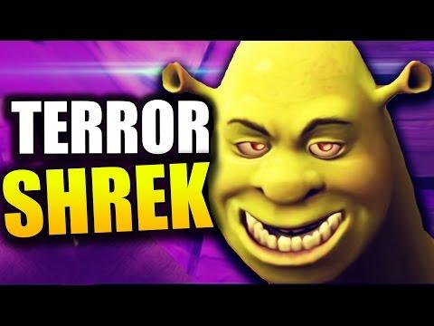EL JUEGO DE TERROR DE SHREK