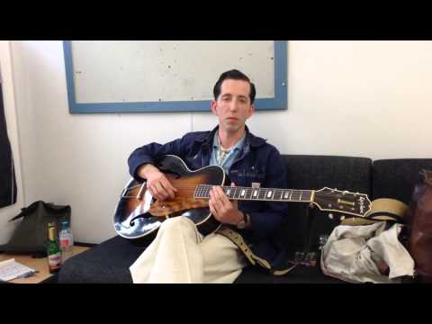Pokey LaFarge on the Central Time Tour