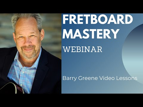 Fretboard Mastery for the Improvising Guitarist