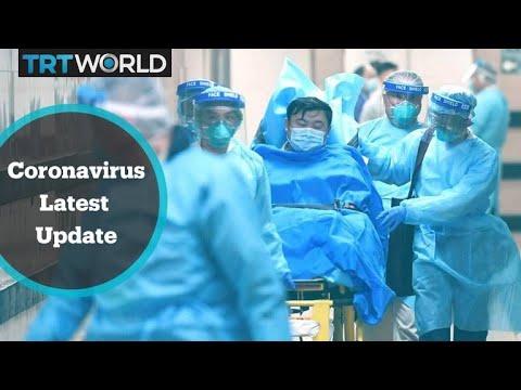 Coronavirus Latest: Death toll surpasses 100, nearly 5,000 global infections