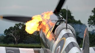 Battle of Britain Airshow 2019 - Headcorn Aerodrome - Aero Legends