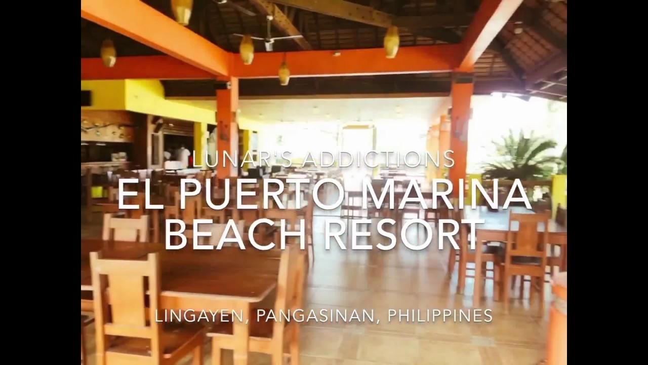 El Puerto Marina Beach Resort Linen Pangasinan