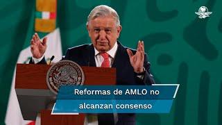 Bancadas en Cámara Baja cuestionan iniciativas de seguridad, energía y electoral; Morena, único partido que avala adhesión de la GN a la Defensa; el resto rechaza planteamiento