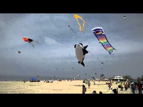 Grand Haven Kite Festival 2015