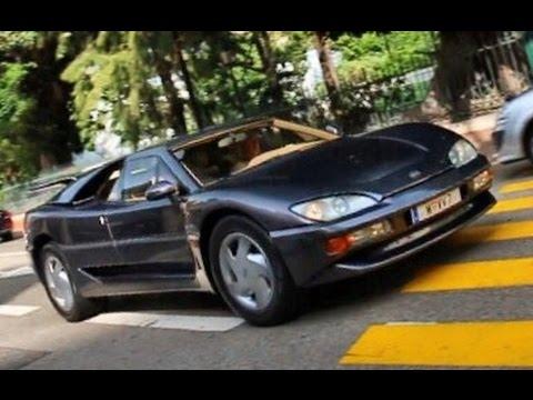 """珍車発見 名前:メガトラック/Car name """"Mega Track"""" in Monaco."""