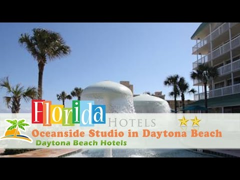 Oceanside Studio In Daytona Beach - Daytona Beach Hotels, Florida