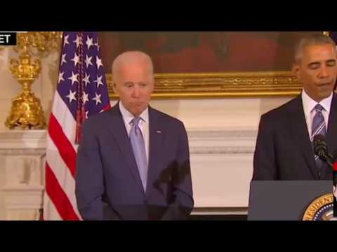 Watch Medal of Freedom ceremony for Vice President Joe Biden